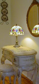 Mrs. Barber's Dressing Table